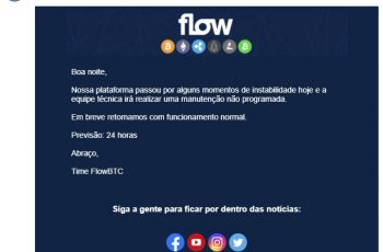 FlowBTC gennemgik øjeblikke med ustabilitet og gik ind i en vedligeholdelsesangrebsproces.