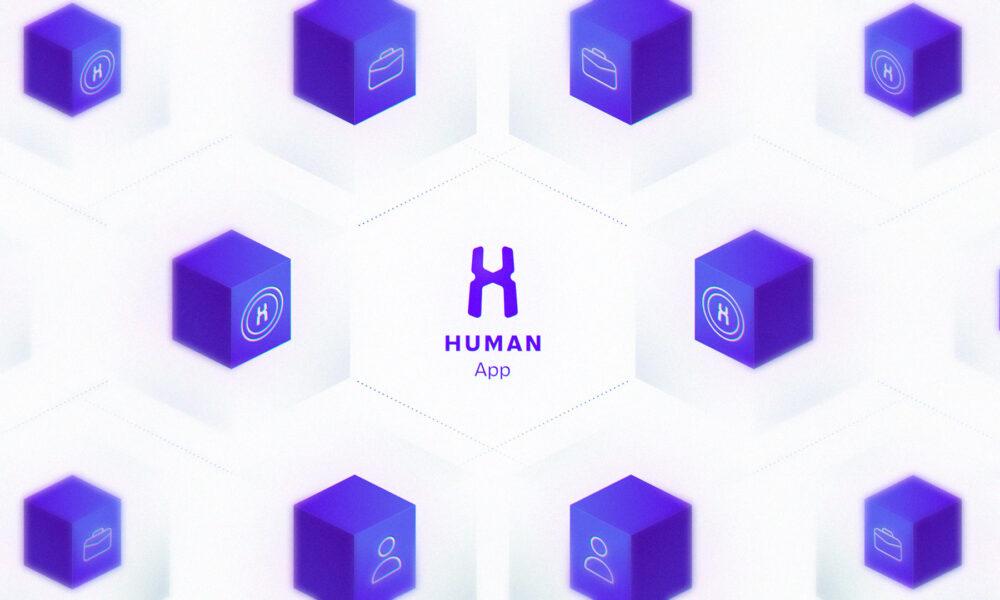 HUMAN-appen leverer virkelige værktøjer til HMT og HUMAN-økosystemet