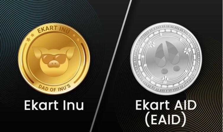 Ekart Inu lancerer EAID (Ekart Support) token