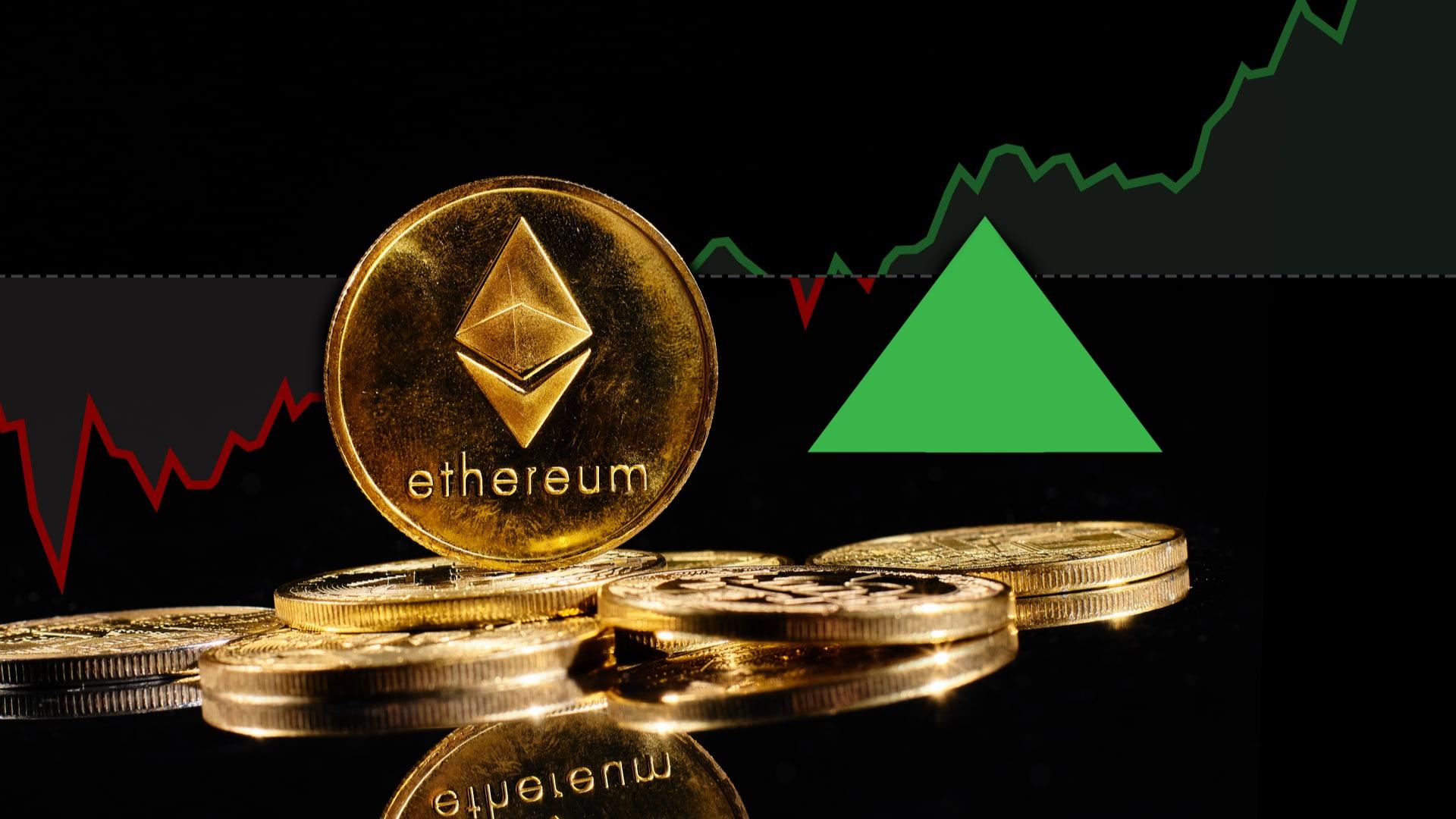 Ethereum -prisen stiger og Arbitrum kan have hjulpet