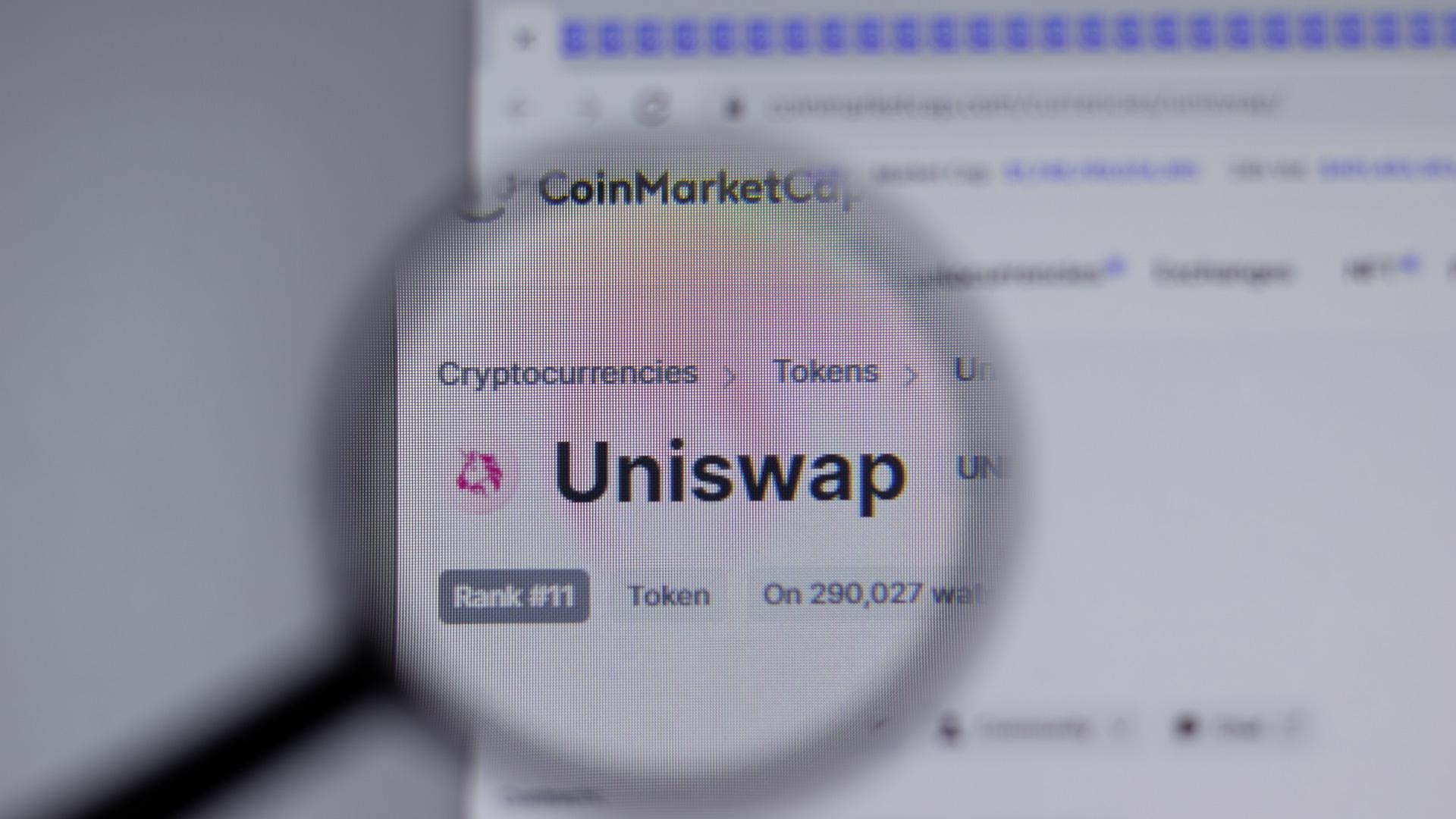 SEC undersøger Uniswap Labs -udvikleren